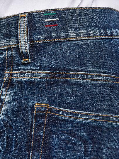 Diesel - D-Vider 0092X, Mittelblau - Jeans - Image 5