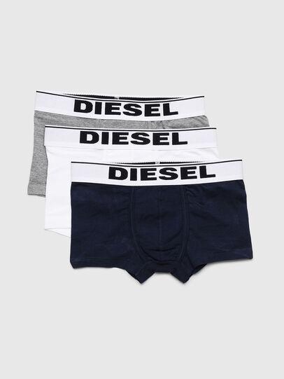 Diesel - UMBX-UDAMIENTHREEPAC, Bunt/Weiß - Underwear - Image 1