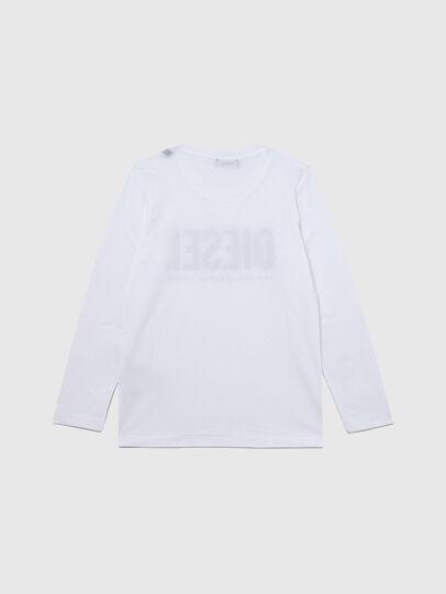 Diesel - TSILYWX ML, Weiß - T-Shirts und Tops - Image 2