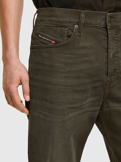Diesel - D-Fining 0699P, Armeegrün - Jeans - Image 3