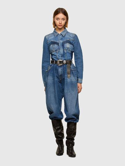 Diesel - TYPE-1008, Mittelblau - Jeans - Image 7