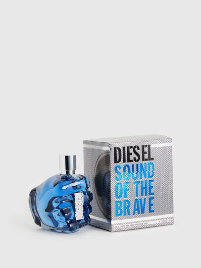Diesel - SOUND OF THE BRAVE 125ML, Blau - Only The Brave - Image 1