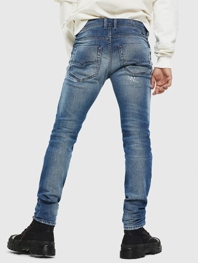 Diesel - Tepphar 0090L, Mittelblau - Jeans - Image 2