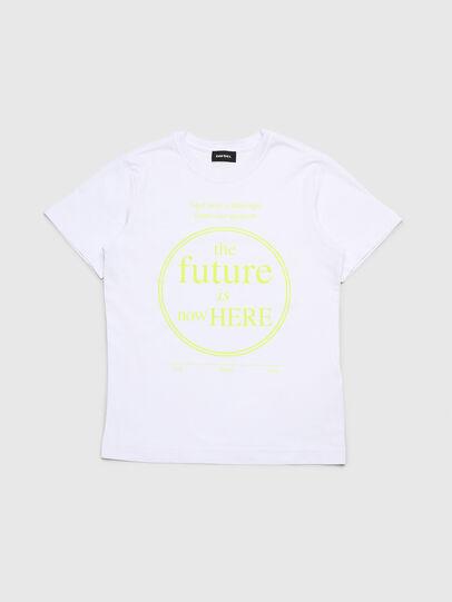 Diesel - TDIEGOYD, Weiß - T-Shirts und Tops - Image 1