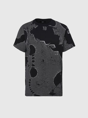 T-DARIA-E4, Schwarz - T-Shirts
