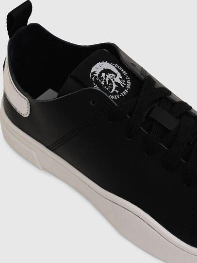 Diesel - S-CLEVER LS W, Schwarz/Silber - Sneakers - Image 4