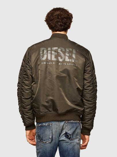 Diesel - J-ROSS-REV, Braun - Jacken - Image 2