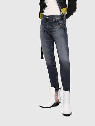 Krailey JoggJeans 069FG, Dunkelblau - Jeans