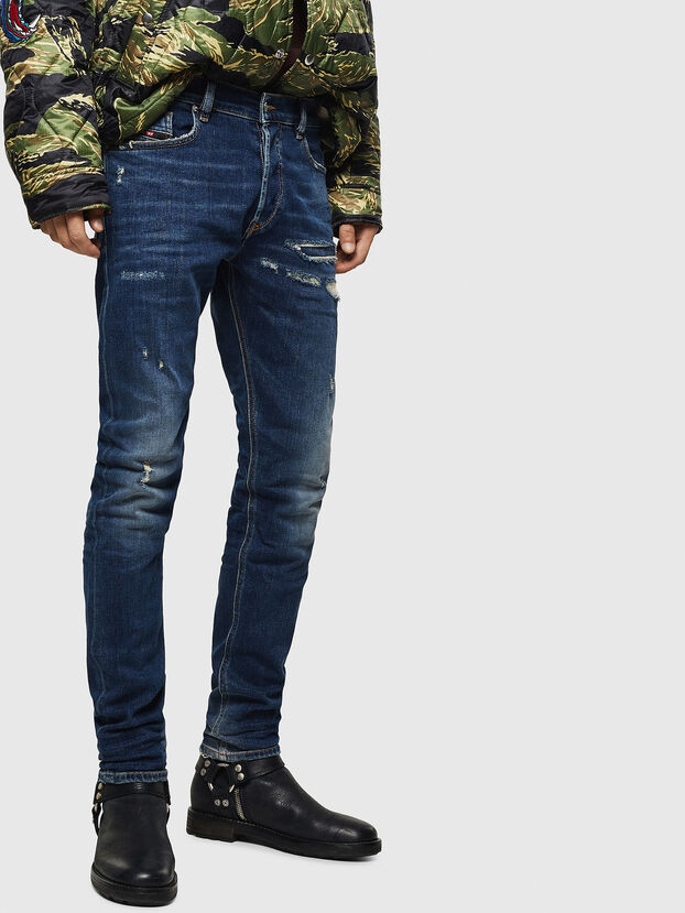Tepphar 0890R, Dunkelblau - Jeans
