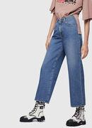 Widee 080AN, Mittelblau - Jeans