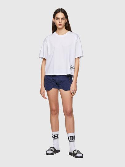 Diesel - T-BOWBOW, Weiß - T-Shirts - Image 5