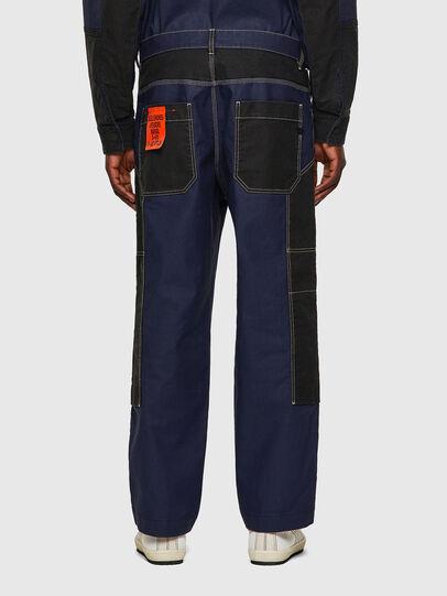 Diesel - D-Franky JoggJeans® 0EEAW, Dunkelblau - Jeans - Image 2