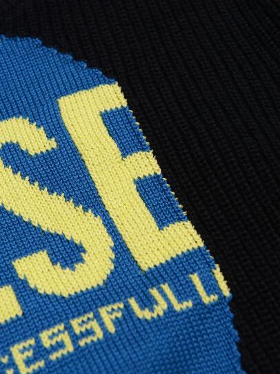 Diesel - KHALF, Blau/Schwarz - Strickwaren - Image 3