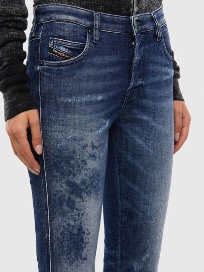 Diesel - Babhila 009JM, Dunkelblau - Jeans - Image 4