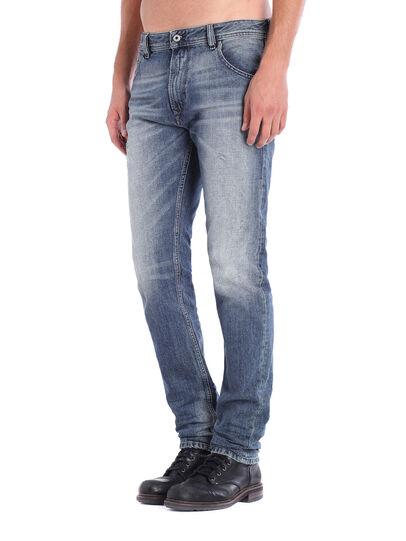 Diesel - Krayver 0833S, Jeansblau - Jeans - Image 3