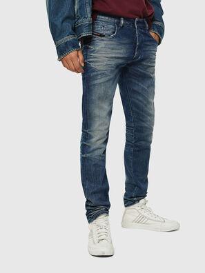 D-Bazer 0090D, Mittelblau - Jeans
