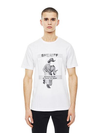 Diesel - TY-BIGSHERIFF,  - T-Shirts - Image 1