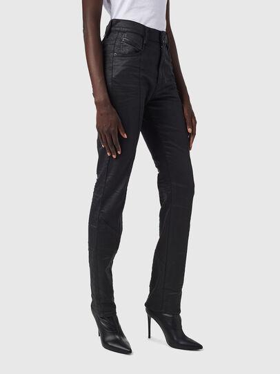 Diesel - D-Arcy JoggJeans® 069YI, Schwarz/Dunkelgrau - Jeans - Image 6