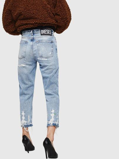 Diesel - Aryel 0078L, Hellblau - Jeans - Image 2