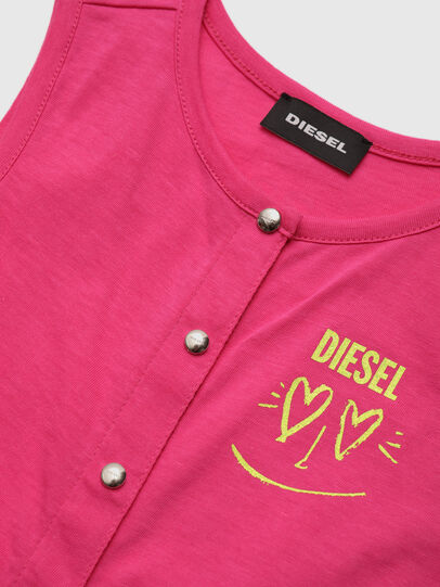 Diesel - JLEVELB, Rosa - Latzhosen - Image 3
