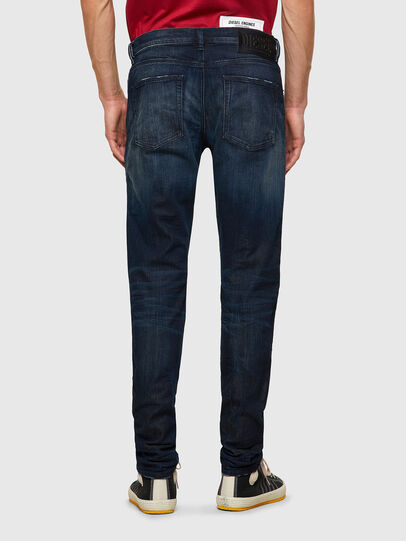 Diesel - D-Strukt JoggJeans® 09B50, Dunkelblau - Jeans - Image 2