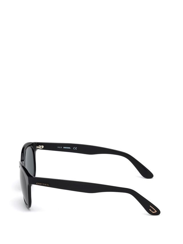 Diesel - DM0190, Schwarz - Sonnenbrille - Image 3
