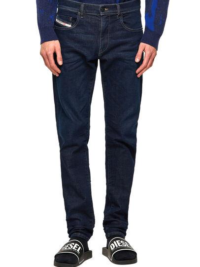 Diesel - D-Strukt JoggJeans® Z69VI, Dunkelblau - Jeans - Image 1