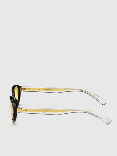 Diesel - DL0326, Gelb - Sonnenbrille - Image 3