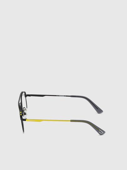 Diesel - DL5305, Gelb - Korrekturbrille - Image 3