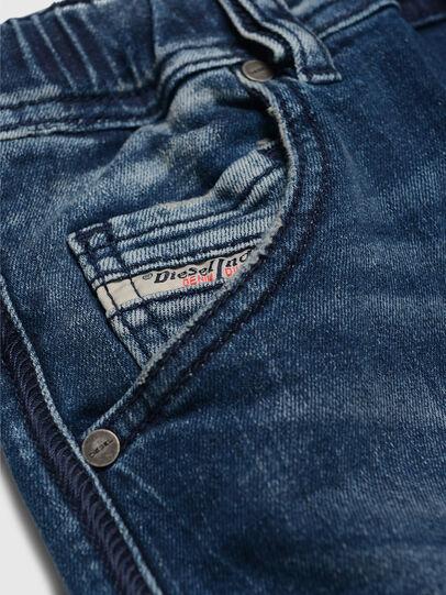 Diesel - KROOLEY JOGGJEANS J F, Mittelblau - Jeans - Image 3