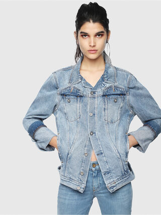 DE-NALINI,  - Denim jacken