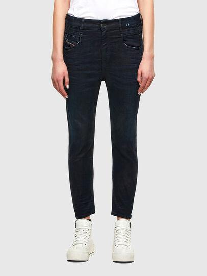 Diesel - Fayza JoggJeans® 069RW, Dunkelblau - Jeans - Image 1