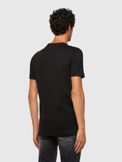 Diesel - T-DIEGOS-N35, Schwarz - T-Shirts - Image 5