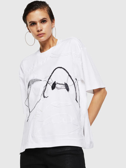 Diesel - TELIX,  - T-Shirts - Image 1
