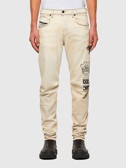 Diesel - D-Strukt 009KV, Weiß - Jeans - Image 1