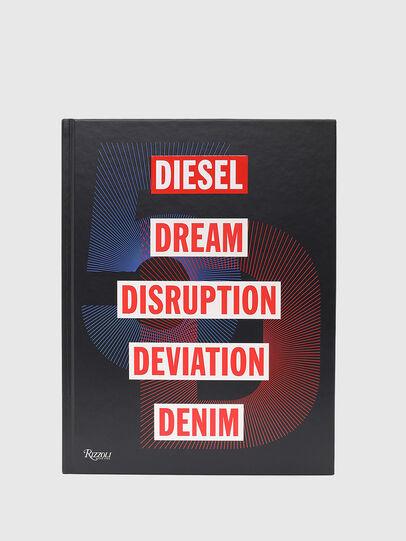 Diesel - 5D Diesel Dream Disruption Deviation Denim, Schwarz - Bücher - Image 3