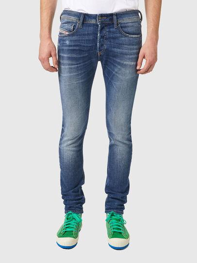 Diesel - Sleenker 09A86, Hellblau - Jeans - Image 1