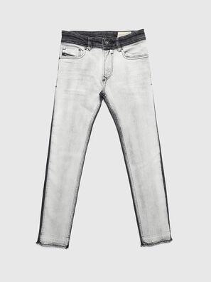 SLEENKER-J-N, Schwarz/Grau - Jeans