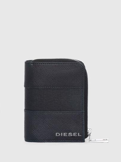 Diesel - L-12 ZIP, Blau - Portemonnaies Zip-Around - Image 1