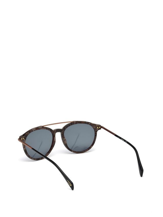 Diesel - DM0188, Braun - Sonnenbrille - Image 2