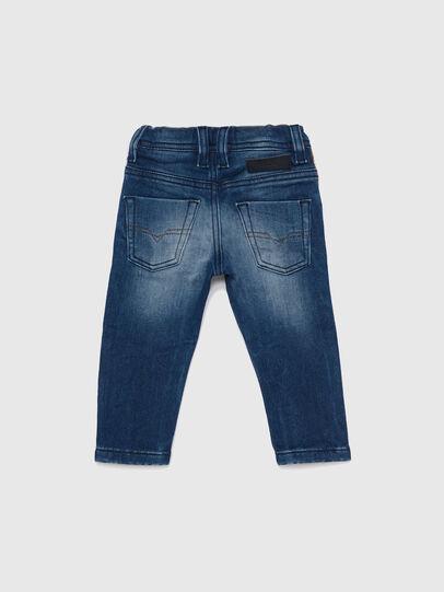 Diesel - KROOLEY-B JOGGJEANS-N, Mittelblau - Jeans - Image 2