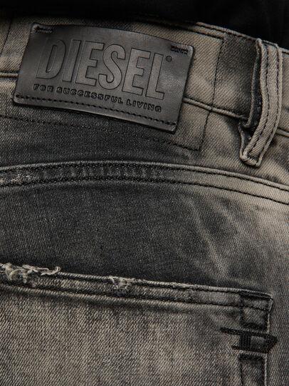 Diesel - D-Strukt 009EV, Schwarz/Dunkelgrau - Jeans - Image 4