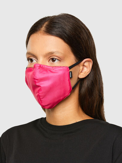 Diesel - FACEMASK, Rosa - Weitere Accessoires - Image 3