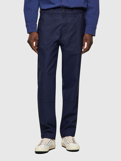 Diesel - D-Azerr JoggJeans® 069WI, Mittelblau - Jeans - Image 1