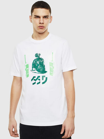 Diesel - T-JUST-T30,  - T-Shirts - Image 1