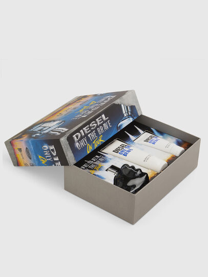 Diesel - ONLY THE BRAVE 75 ML GIFT SET, Azurblau - Only The Brave - Image 2