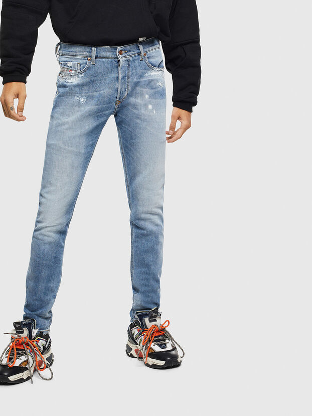 Tepphar 009BU, Hellblau - Jeans