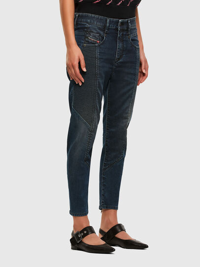 Diesel - FAYZA JoggJeans® 069PQ, Dunkelblau - Jeans - Image 6