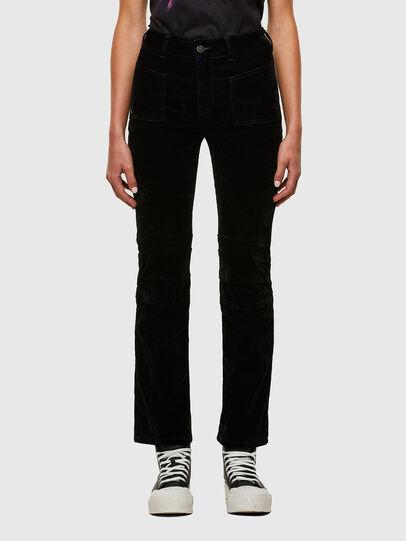 Diesel - D-Earlie JoggJeans® 069UJ, Schwarz/Dunkelgrau - Jeans - Image 1