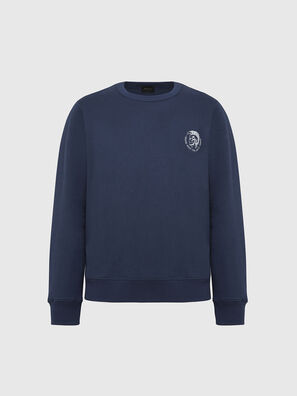 UMLT-WILLY, Marineblau - Sweatshirts